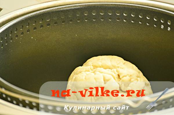 Тесто пельменное в хлебопечке
