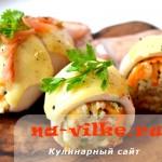 Визитная карточка Норвежской кухни – фаршированные кальмары