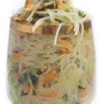 Как приготовить фунчозу с овощами