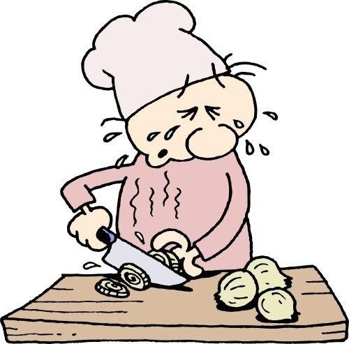 Нарезать лук без слез – это вполне реально!