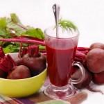 Свекольный сок - польза и вред