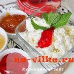 Натуральный кефир и творог из тибетского молочного гриба