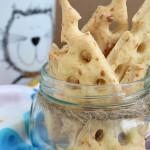 Печенье Сырные ломтики