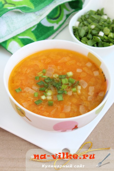 Братиславский суп