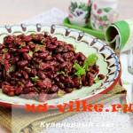 Готовим красное лобио из фасоли по классическому рецепту