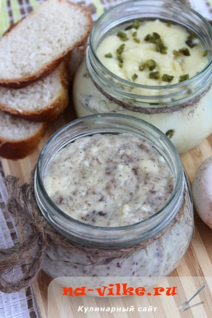 Плавленный сыр с добавками