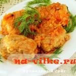 Приготовление заливной рыбы в томатном соусе
