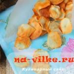 Чипсы из топинамбура в духовке