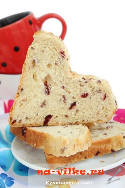 Готовим необычный американский хлеб с добавками