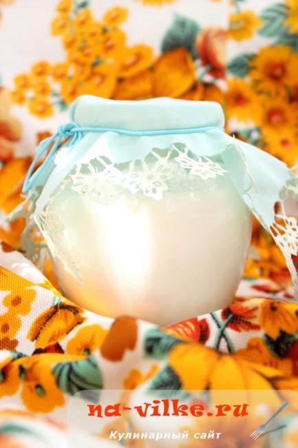 Готовим живой и вкусный йогурт в домашних условиях