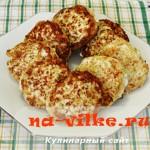 Рецепт домашних куриных котлет с сельдереем и картофелем