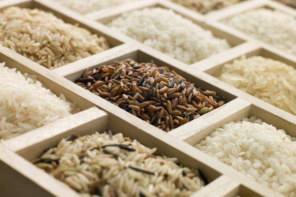 Виды риса
