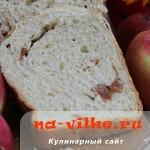 Яблочный хлеб в духовке