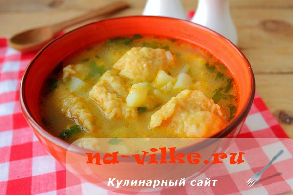 Как приготовить манный суп с морковью
