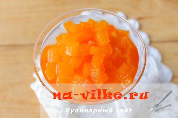 Простой рецепт ароматного тыквенного варенья