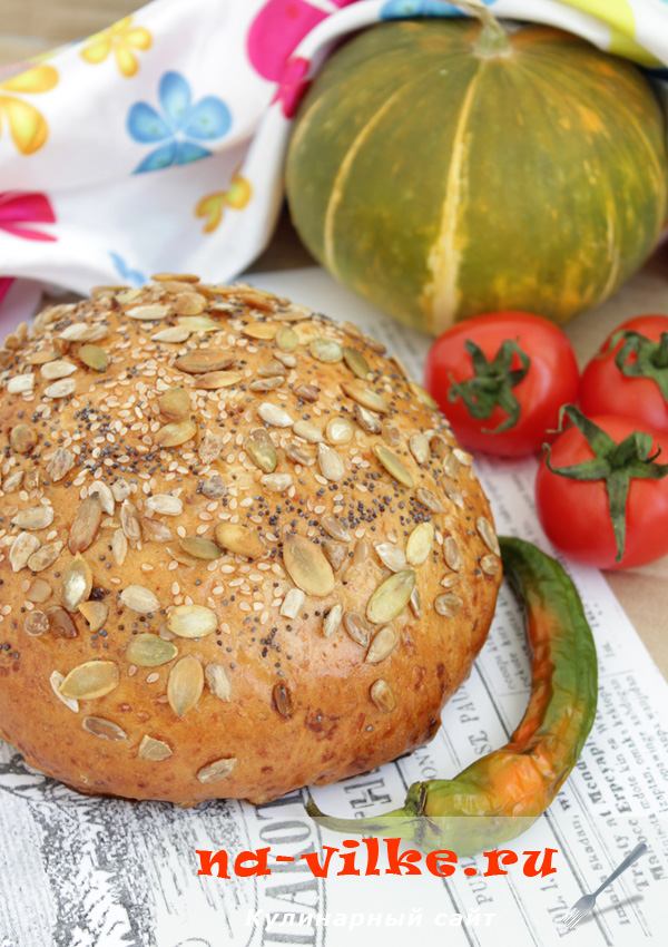 Хлеб Дакота (Dakota bread)