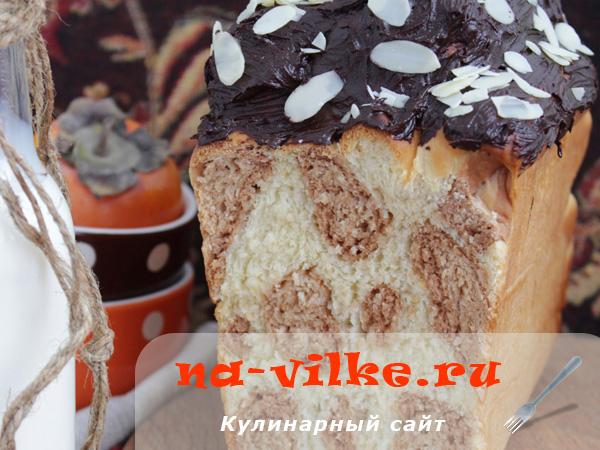 Необычный цветной хлеб к празднику