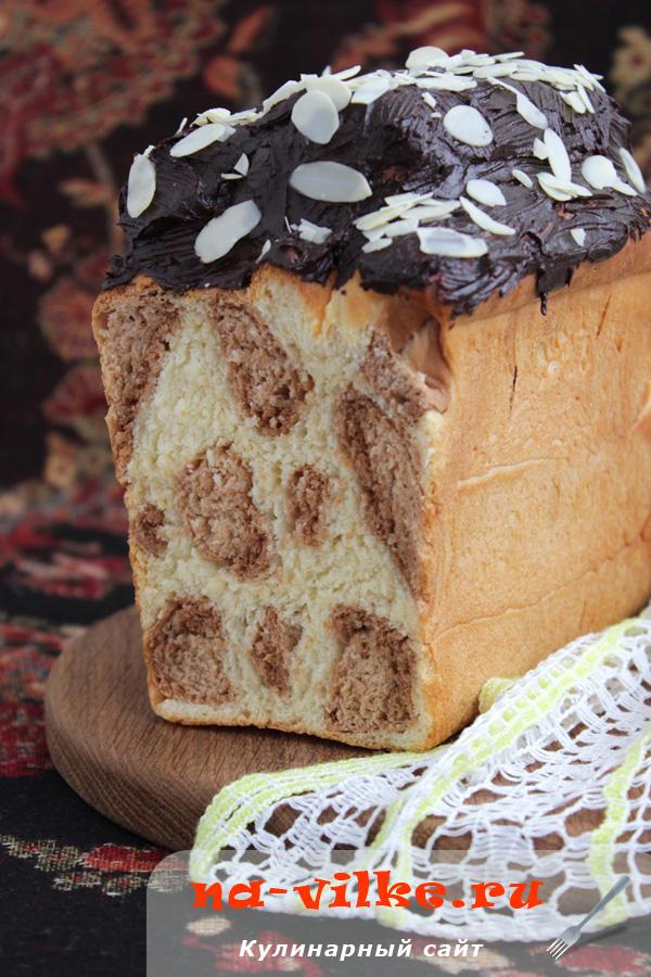 Сдобный хлеб Леопард