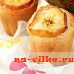 Яблочный кекс на основе йогурта с ароматом корицы и лайма