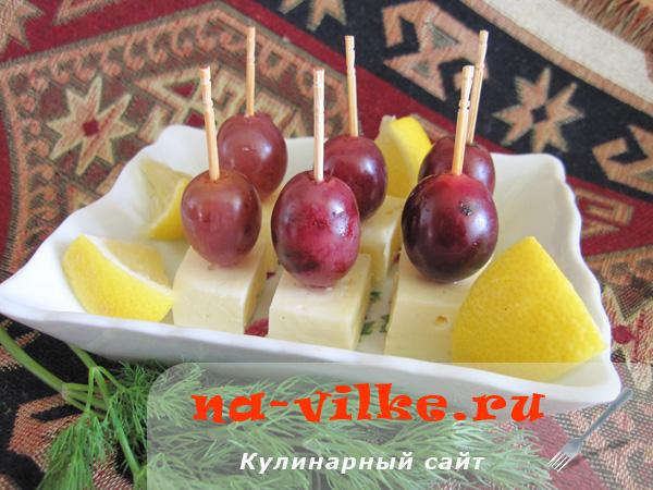 Маринуем и консервируем виноград по-армянски в домашних условиях