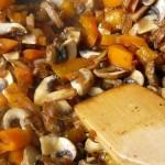Тушение овощей и грибов – особенности технологии
