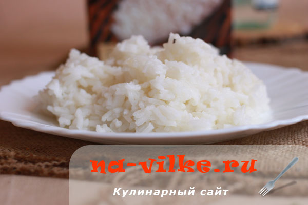 Как сварить в мультиварке пакетированный рис