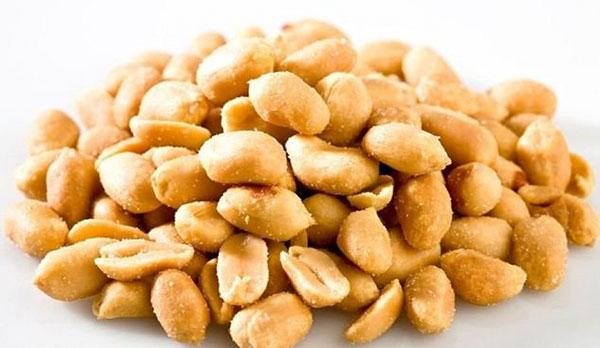 Как жарить арахис