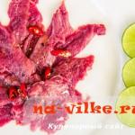 Как приготовить карпаччо из курицы, телятины, свинины, овощей, фруктов и грибов
