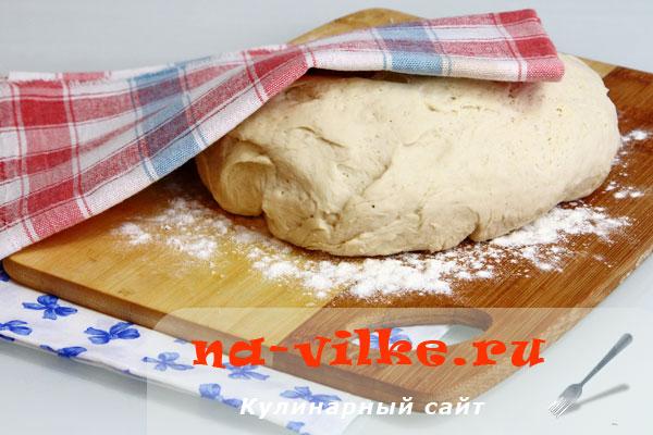 Рецепт дрожжевого теста для пиццы в хлебопечке