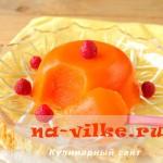 Рецепт тыквенного желе