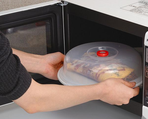 Как посуда для микроволновки подходит