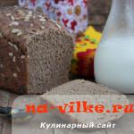 Домашний хлеб-микс из шести видов муки