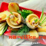 Аппетитные рольмопсы по-балтийски