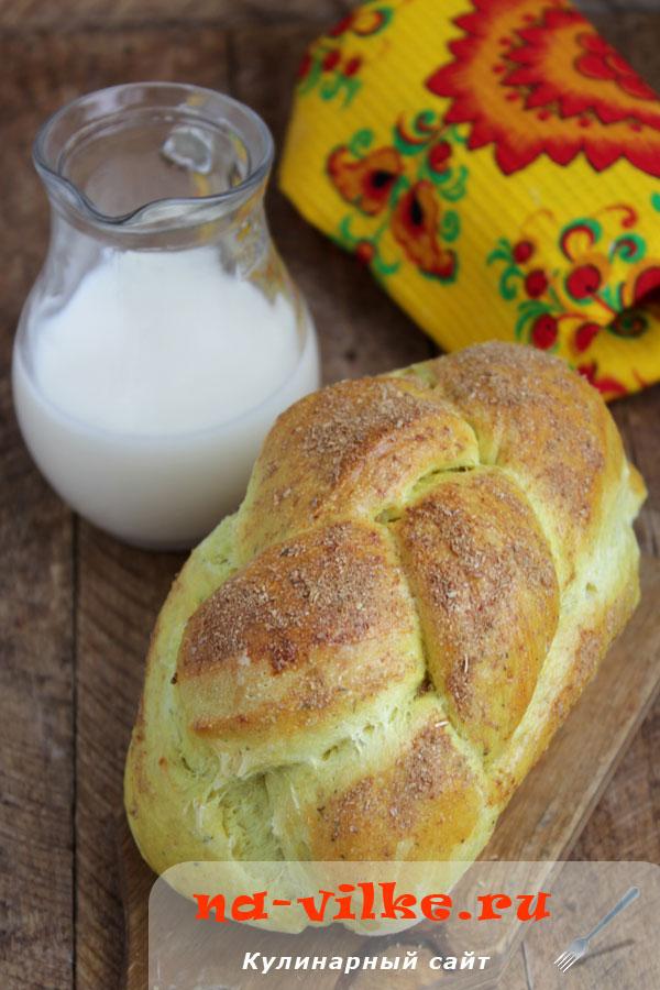 Желтый хлеб
