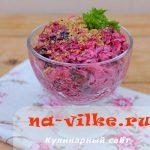 Рецепты приготовления салатов из топинамбура