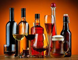 Алкогольные напитки в кулинарии