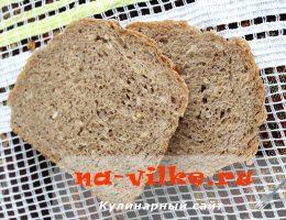 Выпекаем в духовке вкусный и полезный хлеб «Здоровье»