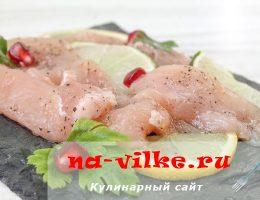 Рецепт карпаччо из куриной грудки в домашних условиях