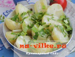 Готовим отварной картофель по рецепту древних перуанцев