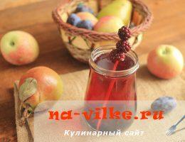 Ягодно-фруктовый компот