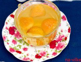 Компот из замороженных фруктов