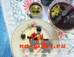 Французский десерт конфитюр в домашних условиях