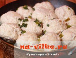 Вкусные домашние котлеты из куриного филе с манной крупой
