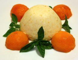 Парфе из абрикосов