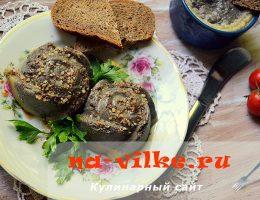 Нежнейший рыбный паштет – кулинарный рецепт