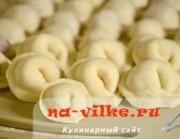 Пельмени и тесто для пельменей в хлебопечке