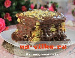 Рецепт шоколадного крема для торта и десертов
