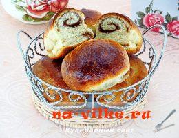 Готовим пышные и ароматные пирожки с корицей