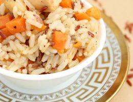Рис с курицей по-египетски