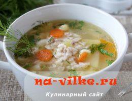Как приготовить суп из курицы с сельдереем и макаронами